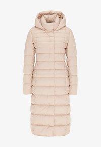 Winter coat - champagner