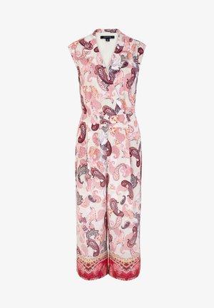 IM CULOTTE-DESIGN - Jumpsuit - rose summer paisley