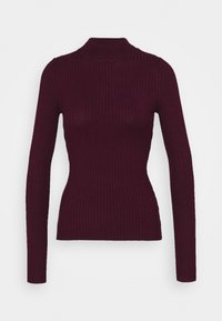 Even&Odd - Maglione - wine red - 4