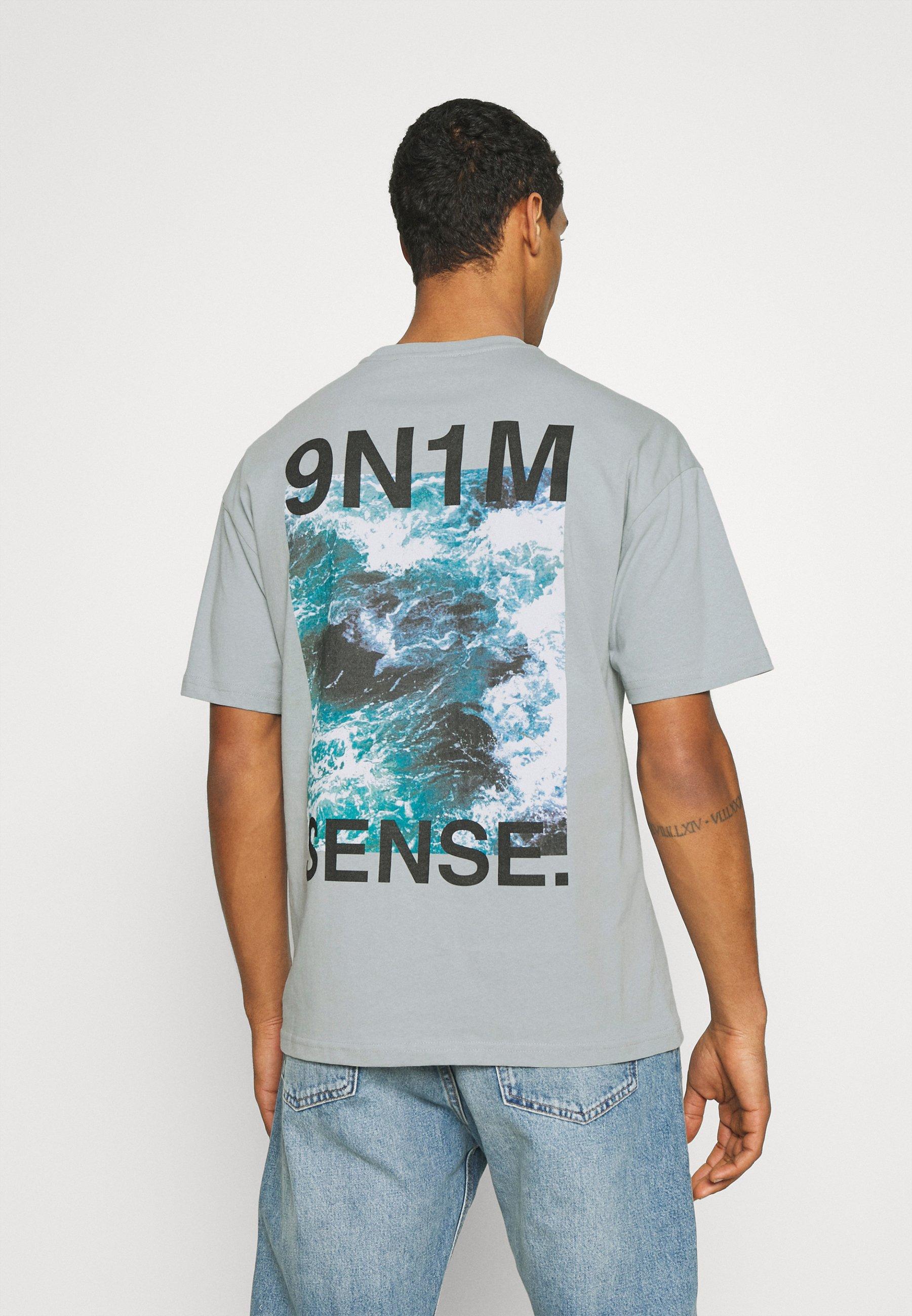 Homme WAVES UNISEX - T-shirt imprimé