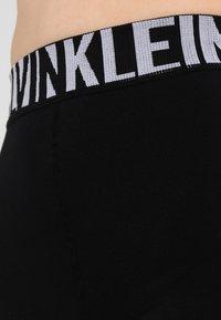 Calvin Klein Underwear - LISSY MODERN UNDERWEAR LOGO - Leggings - black - 4