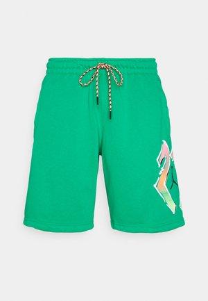 Shorts - stadium green