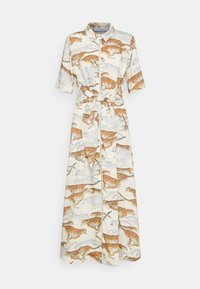 Hofmann Copenhagen - GABRIELLA - Maxi šaty - creme print - 0