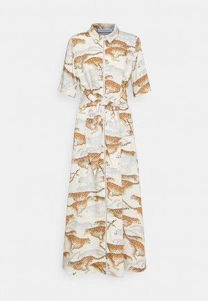 GABRIELLA - Maxi dress - creme print