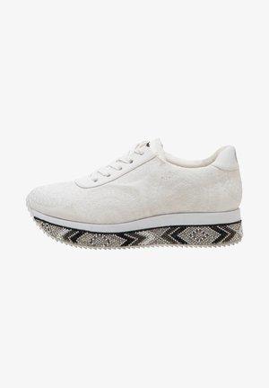 INDIAN MANDALA - Sneakers basse - white