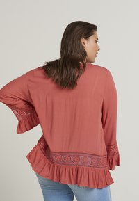 Zizzi - Blouse - red - 2