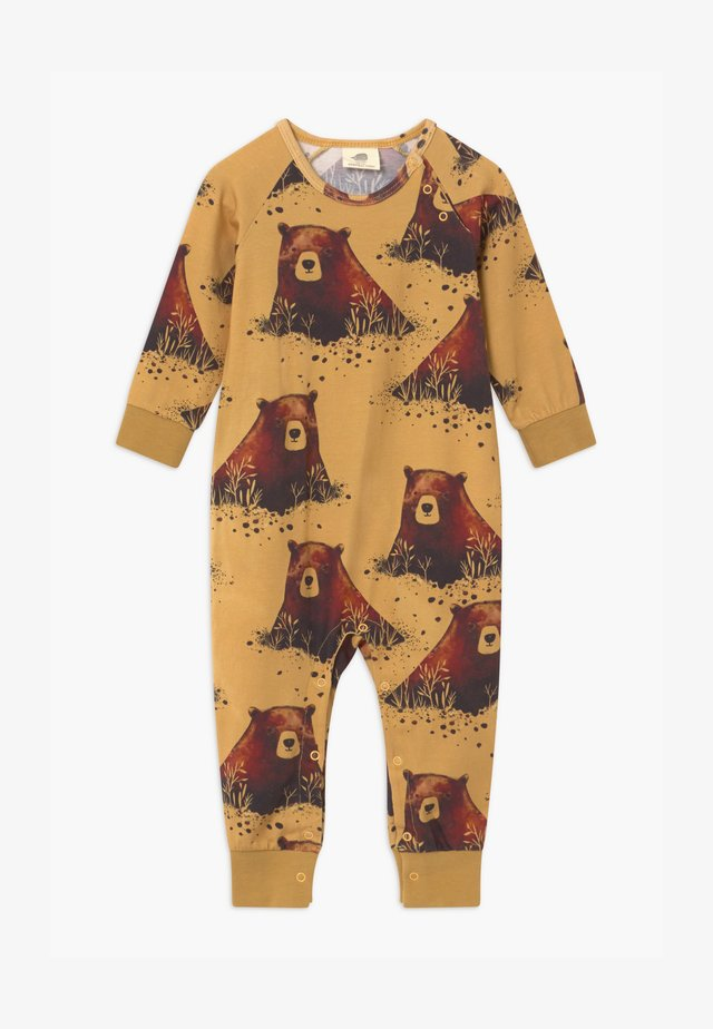 GRIZZLY BEARS BABY UNISEX - Pyžamo - yellow