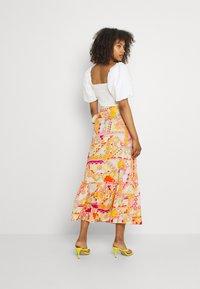 Never Fully Dressed - LOLA WRAP SKIRT - Maxi skirt - multi - 2