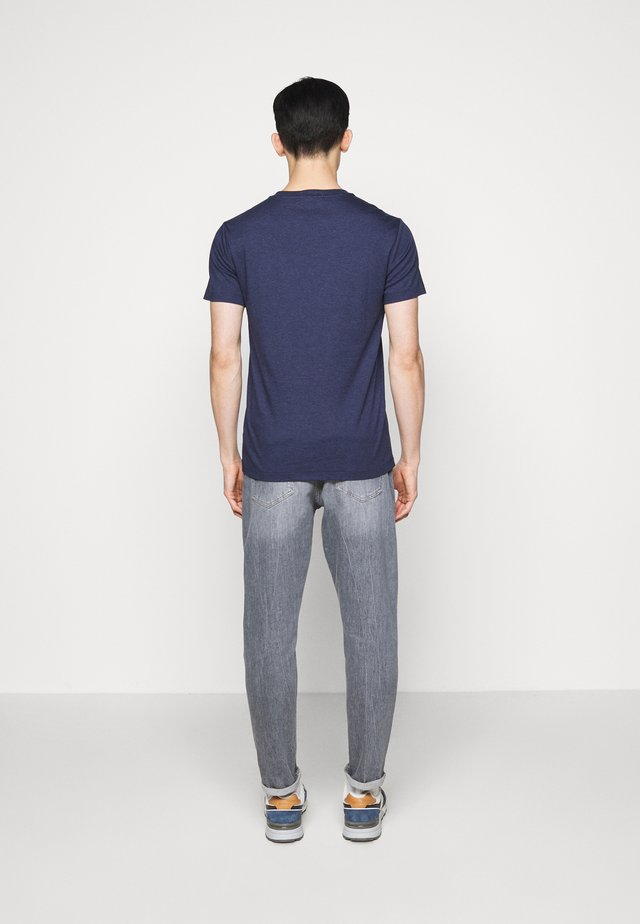 T-shirt basique - spring navy heath
