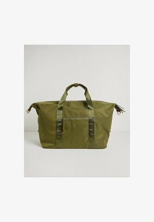 SYNITA  - Weekend bag - green