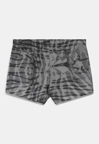 Nike Performance - DRY SPRINTER - Pantalón corto de deporte - black/light smoke grey - 1
