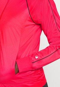 Champion - FULL ZIP SUIT LEGACY - Trainingsanzug - berry - 8