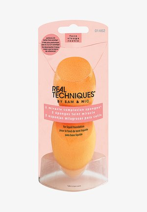 MIRACLE COMPLEXION SPONGE 2 PACK BASE - Make-upsponsjes & -blenders - -