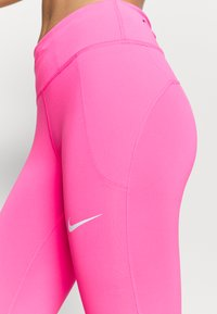 Nike Performance - FAST - Leggings - hyper pink/white - 5
