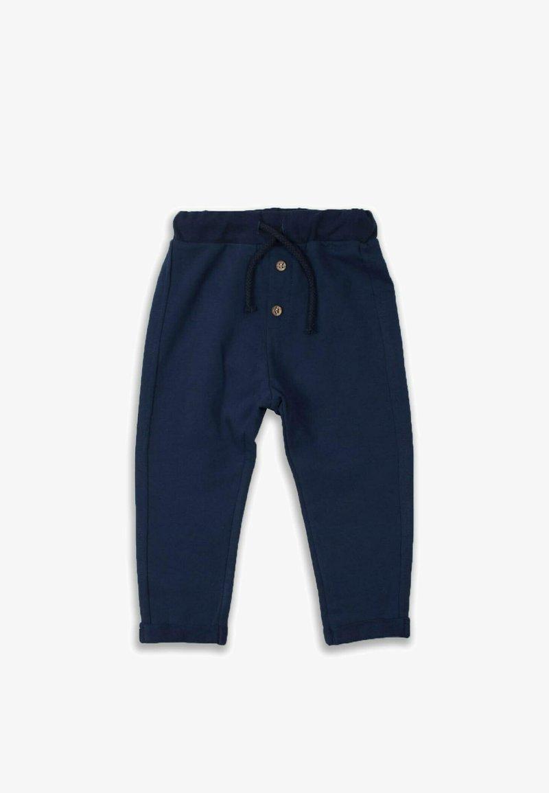 Cigit - Tracksuit bottoms - dark blue