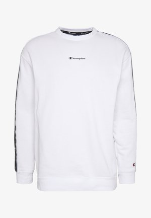 TAPE CREWNECK - Sweatshirts - white