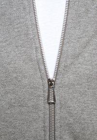 PS Paul Smith - MENS ZIP - Zip-up hoodie - mottled grey - 3