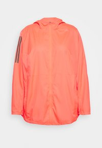 adidas Performance - OWN THE RUN - Sports jacket - pink - 4