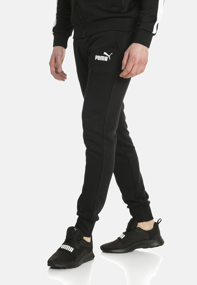 Puma - Pantalon de survêtement - black