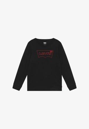 GRAPHIC TEE - Langærmede T-shirts - black