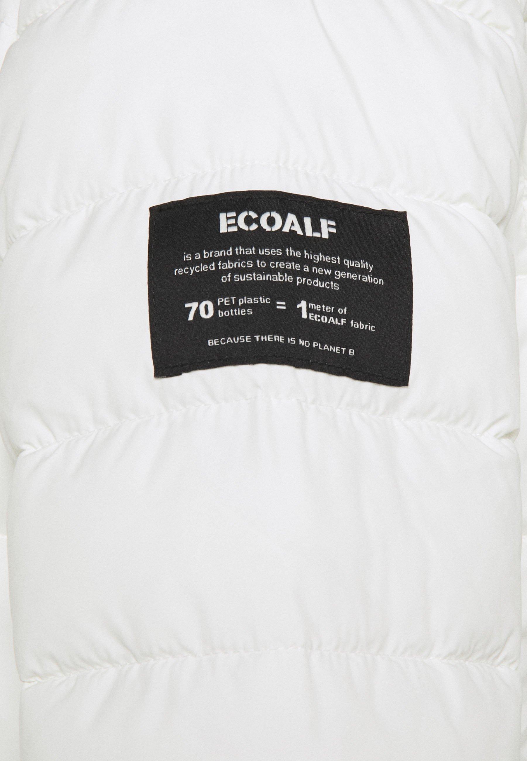 Ecoalf CLAVIERE WOMAN JACKET Winterjacke off white/offwhite