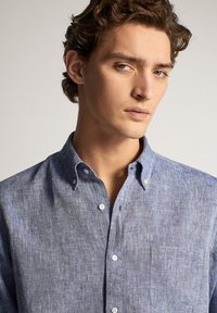 Massimo Dutti - Shirt - blue - 4