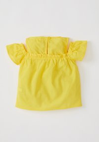 DeFacto - Day dress - yellow - 1