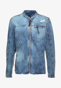 Be Edgy - BEPRISM - Denim jacket - indigo mid - 4