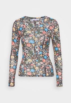FLOWER - T-shirt à manches longues - multi