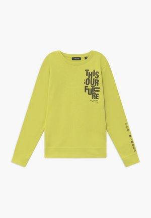 TEENS PLANET FUTURE - Sweatshirt - zitrone