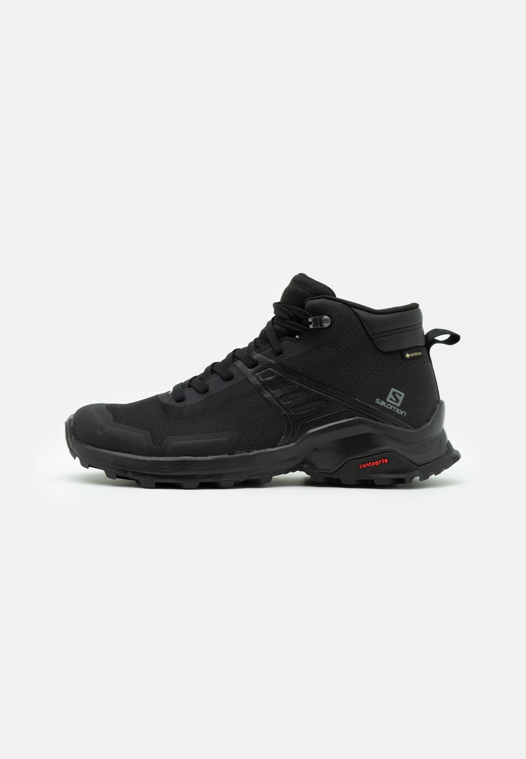 Men X RAISE MID GTX - Hiking shoes