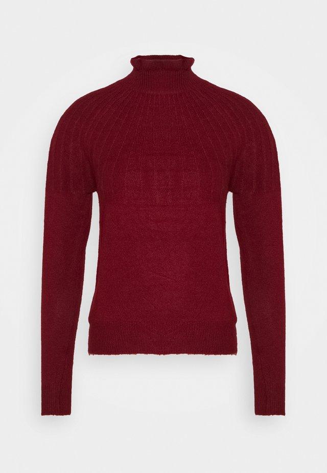 VIPRIMSI HIGHNECK  - Pullover - red dahlia