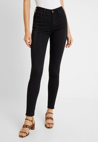 Lee - SCARLETT HIGH BODY OPTIX - Jeans Skinny Fit - la scrape - 0
