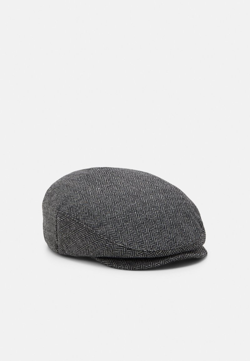Brixton - SNAP UNISEX - Čepice - grey/black