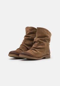 Felmini - CLASH - Cowboy/biker ankle boot - marvin stone - 2
