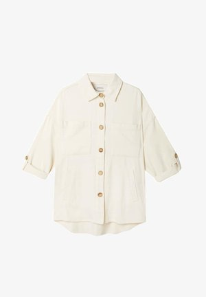 RUSTIKALE - Summer jacket - white
