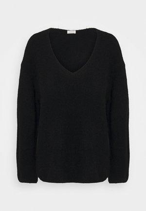 DIPOMA - Pullover - black
