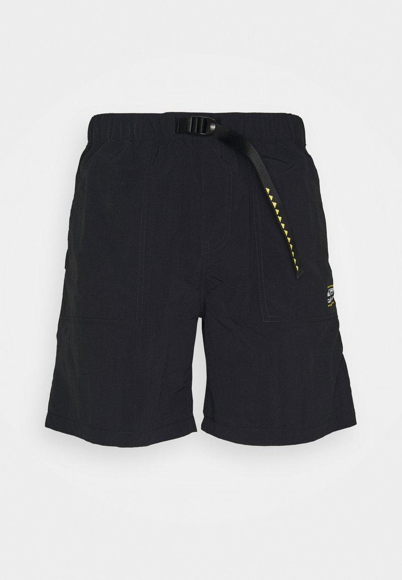 Quiksilver - RUNASHOREWS - Shorts - black