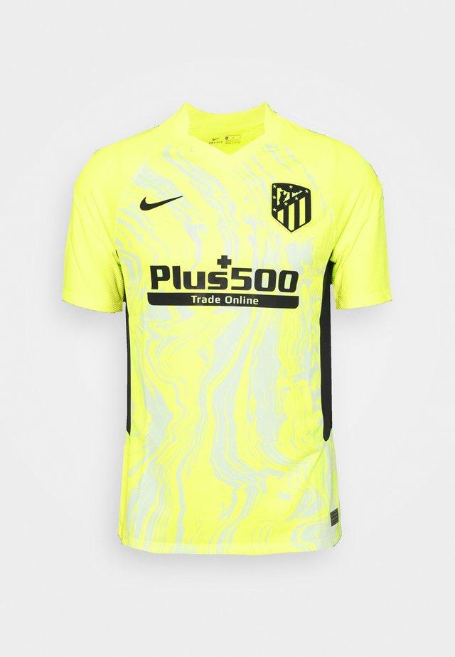 ATLETICO MADRID 3R - Klubové oblečení - volt/black