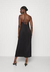 IVY & OAK - LYCOPUS - Cocktail dress / Party dress - black - 2