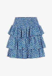 Object - Pleated skirt - sky captain - 5
