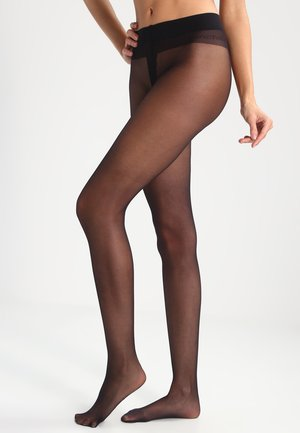 20 DEN CHINCHILLAN - Tights - black