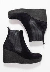 Homers - MICRO - High heeled ankle boots - sirena - 3