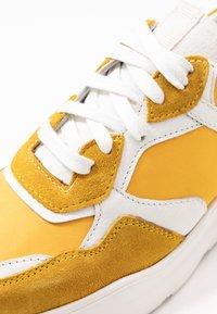 MAHONY - Trainers - lemon - 2