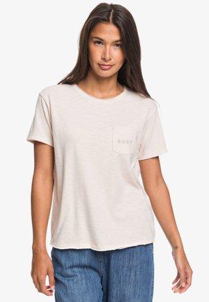 STAR SOLAR - Print T-shirt - peach blush