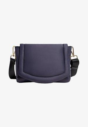 EIGHT - Across body bag - nachtblau