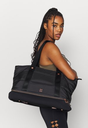 ICON WORKOUT BAG - Across body bag - black