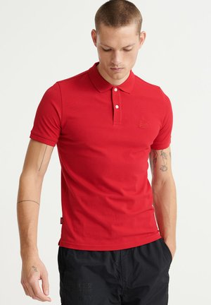 Poloshirts - rouge red