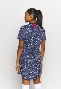 Nike Performance - FRANKREICH FFF DRESS - Vestido de deporte - blackened blue/university red - 2