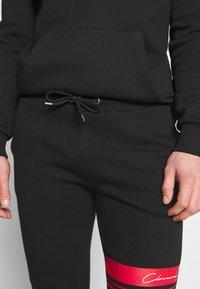 CLOSURE London - STRIPE LOGO TRACKSUIT SET - Hoodie - black - 7